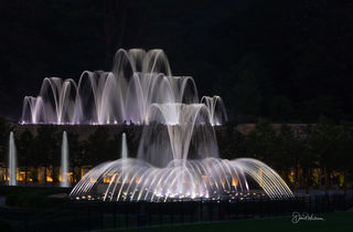 The Longwood Fountains