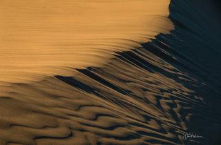 Over Flow On The Ibex Dunes