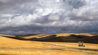 Big Skies Of The Palouse