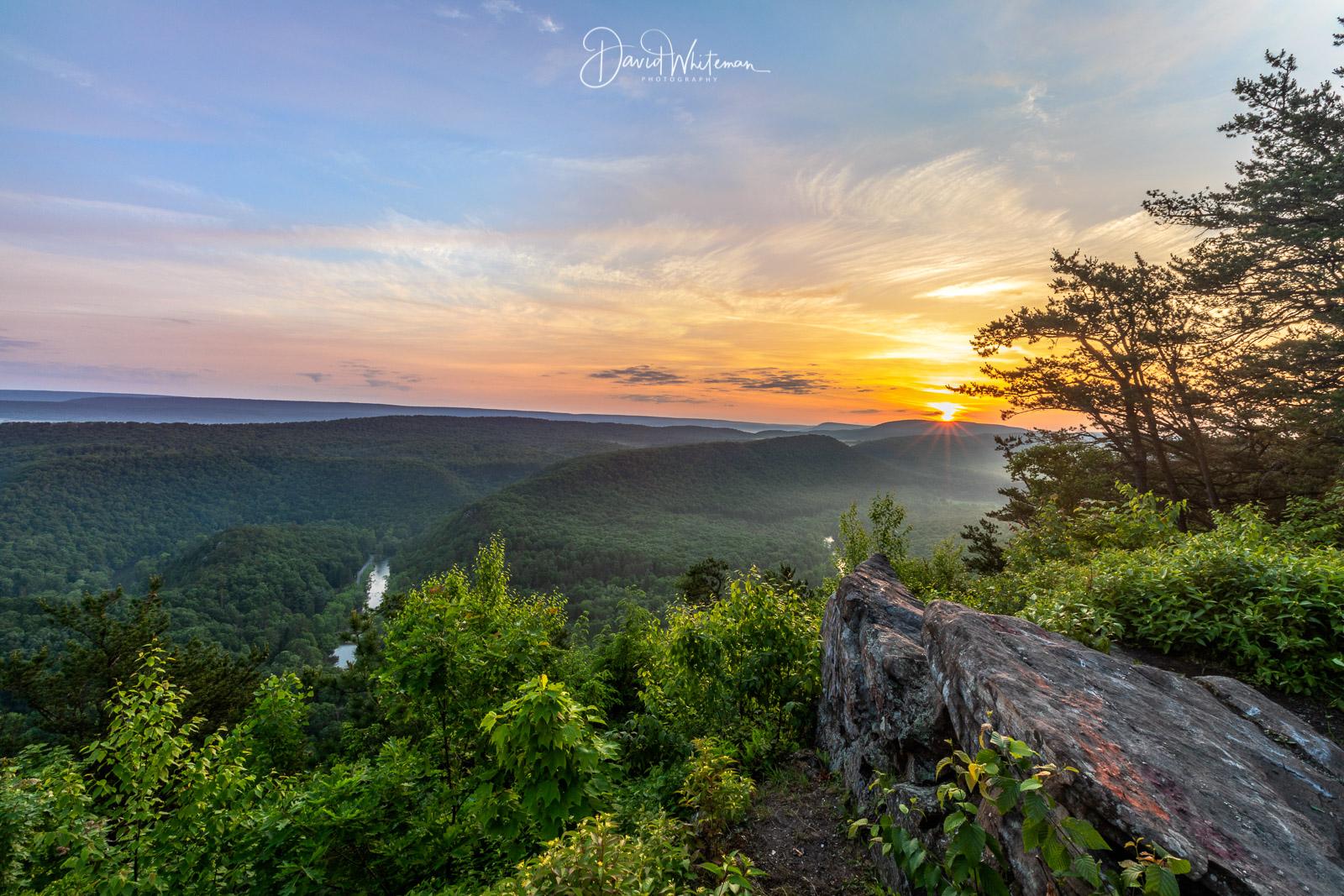 Penns View Sunrise